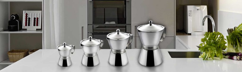 Set caffettiere BestMoka by Martica